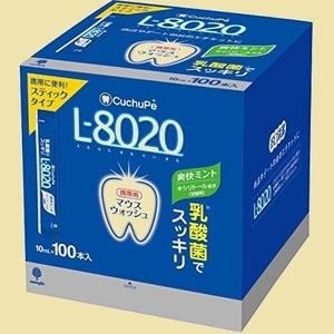 ラスト1点 新品 マウスウォッシュ 紀陽除虫菊 7-M5 クチュッペ L-8020 爽快ミント (アルコ-ル) スティックタイプ 100本入