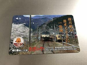 おぎのやテレホンカードEF63あさま横川駅