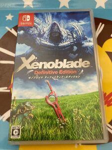 ゼノブレイド ディフィニティブED switch スイッチXenoblade Definitive Edition