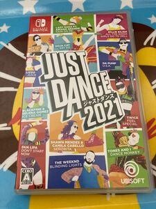ジャストダンス2021 switch スイッチ 日本語版