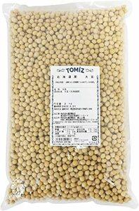 北海道産 大豆 / 2kg TOMIZ(創業102年 富澤商店) 令和2年産 とよまさり 乾燥豆