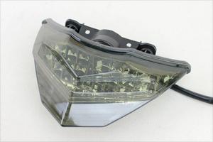 新品 ニンジャ250 EX250L LEDスモークテールランプ 2013-2017年 ウインカー内蔵 NINJA250 テールレンズ LEDテールランプ KAWASAKI カワサキ