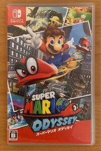 Nintendo Switch スーパーマリオオデッセイ ニンテンドースイッチ