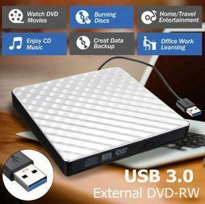 新品 動画 windows/mac PC 音楽 ホワイト USB3.0 外付け DVDマルチドライブ 簡単接続 高速DG60