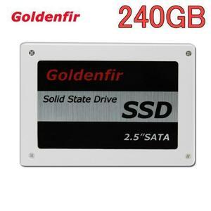 ★ 最安新品!◆ SSD Goldenfir 240GB SATA3 / 6.0Gbps 新品 2.5インチ 高速 NAND TLC 内蔵 デスクトップPC ノートパソコン (a1239)