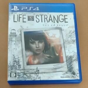 ライフイズストレンジ LIFE IS STRANGE PS4