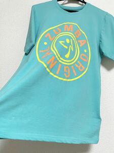 ZUMBAフィットネス Tシャツ
