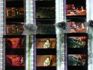 ジブリ:千と千尋の神隠し 49:フィルムブックマーカー:ジブリ美術館:送料無料:Ghibli:Spirited Away:film:神隠し:フィルム:しおり: