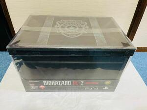 送料無料 新品未開封 バイオハザード RE:2 Z Ver コレクターズ PS4