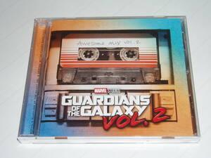 ガーディアンズ オブ ギャラクシー オーサム・ミックス VOL.2 サウンドトラック CD