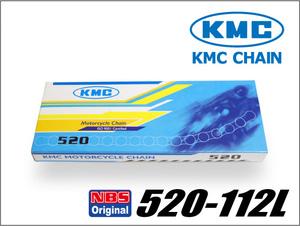 new goods KMC chain 520-112L Taiwan made Jade Balius 2 GSX250FX DR250S Djebel 200