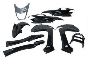 新品 ヤマハ マジェスティ125/Fl 5CA 外装9点セット 黒 ブラック 外装 セット コマジェ