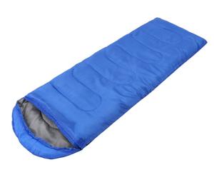 新品 アウトドア 寝袋 封筒形 軽量保温防水 シュラフ 夏用 レクタングラー型 キャンプ ハイキング camp sleeping bag out door