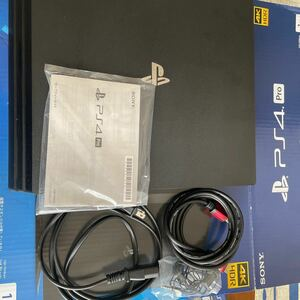PS4Pro本体 SSD480Gに換装済