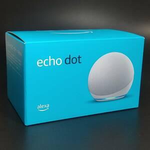 Echo Dot 第4世代 グレーシャーホワイト / アマゾン エコー ドット