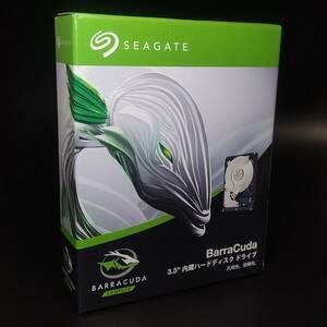 HDD 8TB 3.5インチ Seagate BarraCuda ST8000DM004
