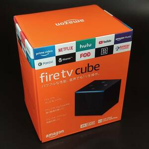 Amazon Fire TV Cube 第2世代