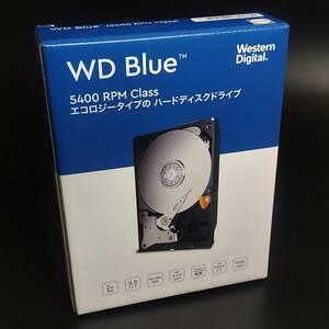 HDD 6TB 3.5インチ Western Digital WD Blue WD60EZAZ-RT / WD60EZAZRT ウエスタンデジタル