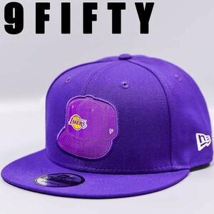 限定 NBA LOS ANGELES LAKERS ロサンゼルス レイカーズ 帽子 NEWERA ニューエラ キャップG717