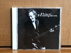 美盤 ピーター・フランプトン Peter Frampton 1993年 CD ピーター・フランプトン Peter Frampton 国内盤 Rock