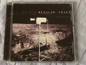 美盤 レア物 レギュラー・フライズ Regular Fries 1998年 CD アクセプト・ザ・シグナル Accept The Signal 国内盤