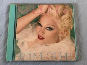 美盤 美ジャケ ほぼ新品 マドンナ Madonna 1994年 CD ベッドタイム・ストーリーズ Bedtime Stories カナダ盤