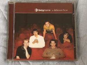 美盤 激レア物 ボーイゾーン Boyzone 1996年 CD ア・ディファレント・ビート A Different Beat 英国盤