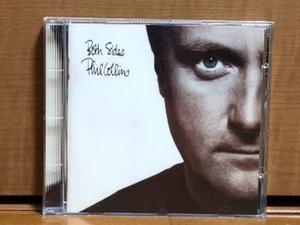 美盤 フィル・コリンズ Phil Collins 1993年 CD ボース・サイズ Both Sides ドイツ盤 Pop