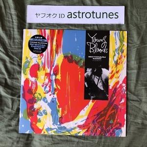 佐野元春 Motoharu Sano 1985年 12インチEPレコード Young Bloods Special Dance Mix Japanese city pop カフェ・ボヘミア