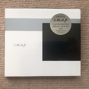 スマップ SMAP 2008年 2枚組CD super.modern.artistic.performance 未開封 国内盤 キムタク
