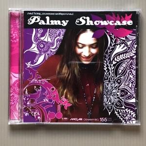 美盤 レア物 パーミー Palmy 2005年 CD ショーケース Showcase 現地購入のタイ盤 入手困難 Pop タイのキュートな歌姫