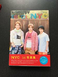 NYC COLORS : 1st Photo Book