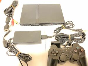 SONY PlayStation2 SCPH-70000 ☆メーカー生産終了の希少可動品