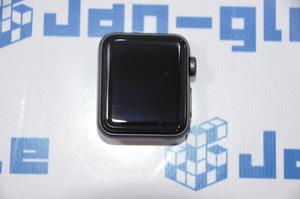 Apple Watch Series 3 GPSモデル 38mm MR352J/A 格安1円スタート!! この機会に是非いかがでしょうか!! J395967 Y ◆ 関西発送