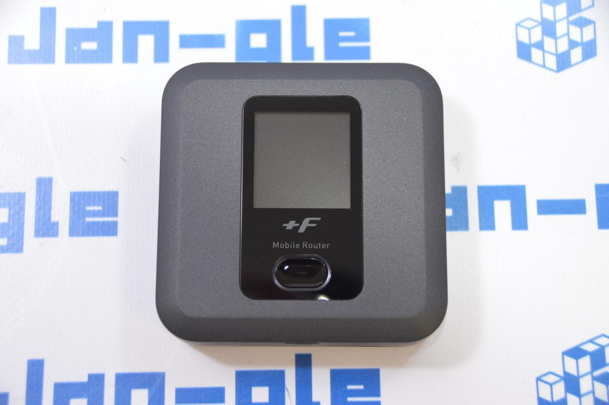 Ω 美品 FUJISOFT +F FS040W FS040WMB1 モバイルルーター 格安1円スタート!! この機会にいかがでしょうか!! 関西発送 J395837 Y
