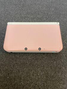 ニンテンドー3DS LL ピンク ホワイトゲーム