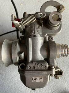 CRキャブ 33 ケイヒン CB900 CB750 Z1 Z2 Kawasaki HONDA 当時物 中古品