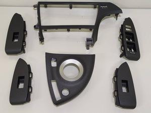 Toyota original 30 Prius unused goods interior panel change black in panel set 08172-47125 08172-47120 S7