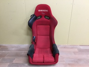 BRIDE ZIEG Ⅲ FRP full backet full backet seat red protector attaching