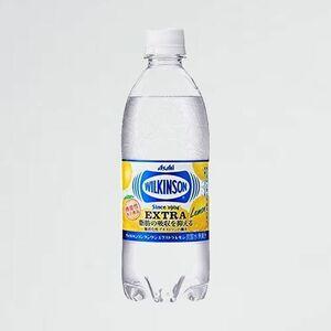 未使用 新品 ウィルキンソン 【販路限定アサヒ飲料 T-LZ 490ml×12本 [機能性表示食品] タンサン エクストラ レモン