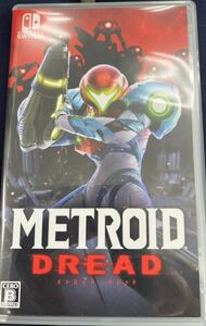 ☆新品同様☆Switch メトロイド ドレッド Metroid Dread