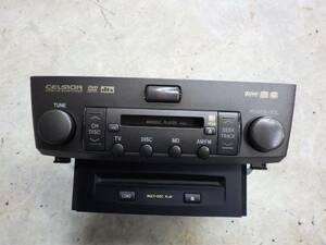 [ KBT ]  Toyota  Оригинал   Pioneer  86120-50A60 6 стопа DVD переключатель