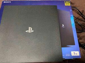 PlayStation4 Pro 本体 CUH-7100BB01