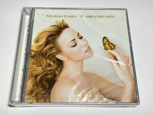 ★DYCP-10117~8 未開封CD Mariah Carey グレイテスト・ヒッツ 2CD