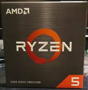 【新品・未開封】 AMD ryzen 5 5600X BOX + ASRock B550 STEEL LEGEND セット (国内正規代理店品)