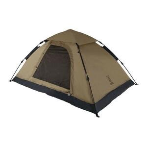 送料無料・限定1個 ★新品・即決★ DOD ワンタッチテント 2人用 テント DOD T2-629-TN タン キャンプ アウトドア 車中泊