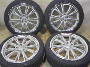 即納 マーベリック 210S 新品タイヤ SET 225/40R19 ノア ヴォクシー エスティマ ステップワゴン ストリーム セレナ アテンザ マツダ3