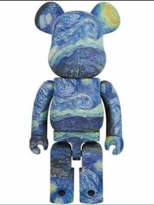 Vincent van Gogh The Starry Night BE@RBRICK 1000% ベアブリック フィンセント・ファン・ゴッホ 星月夜 MoMA 即日発送可能