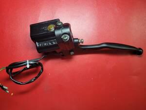 YAMAHA RZ XJ 初期 デベソ 5/8ブレーキマスター オーバーホール済 旧車 当時物 超激レア RZ350 RZ250 XJ400 4U0 4L3 4G0