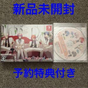 【Switch】 LoverPretend [限定版] ラバープリテンド 予約特典付き 新品未開封